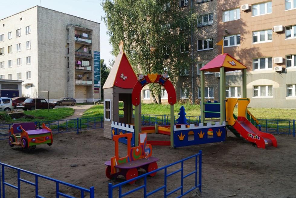 В Перми приступили к ремонту дворов по нацпроекту «Жилье и городская среда»