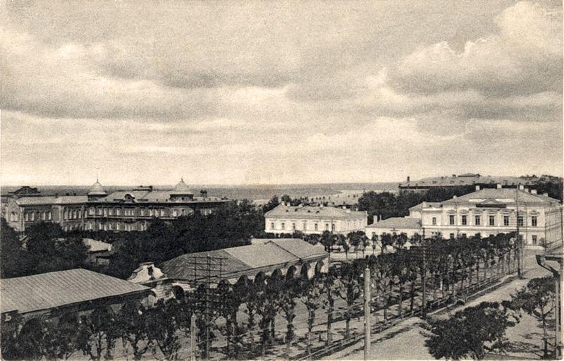 Потерянная Пермь