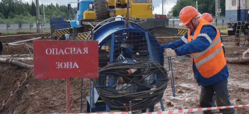 В Пермском крае разгерметизировался магистральный нефтепровод