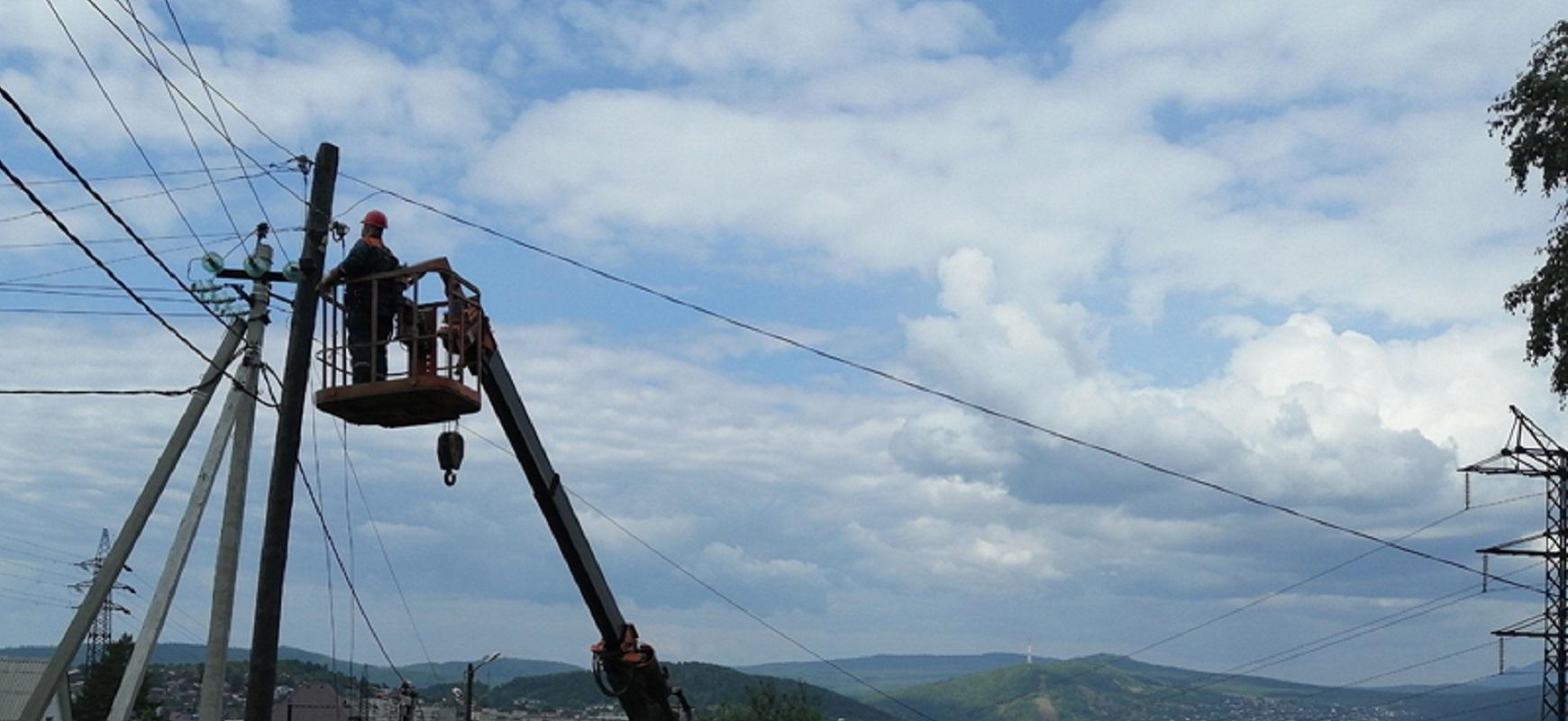 Непогода оставила без света 33 населенных пункта в Пермском крае