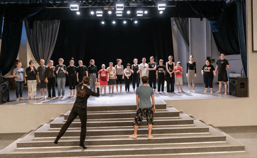 В Перми готовится необычный спектакль с участием детей с ОВЗ