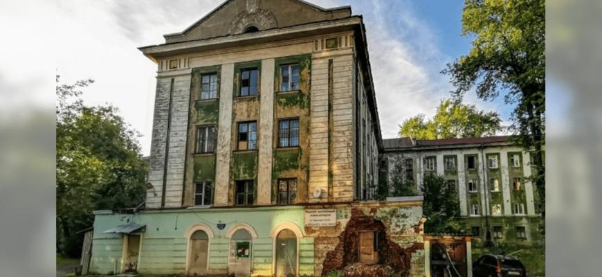 Историческое здание у цирка в Перми снесут - построят школу