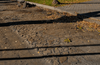 Историческая брусчатка на Компросе в Перми